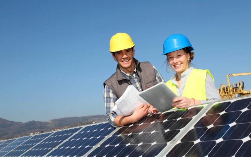 Hvordan sette i gang med solenergi