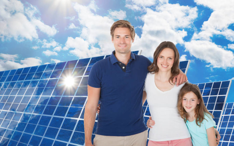 Solenergi en fantastisk ressurs som må brukes