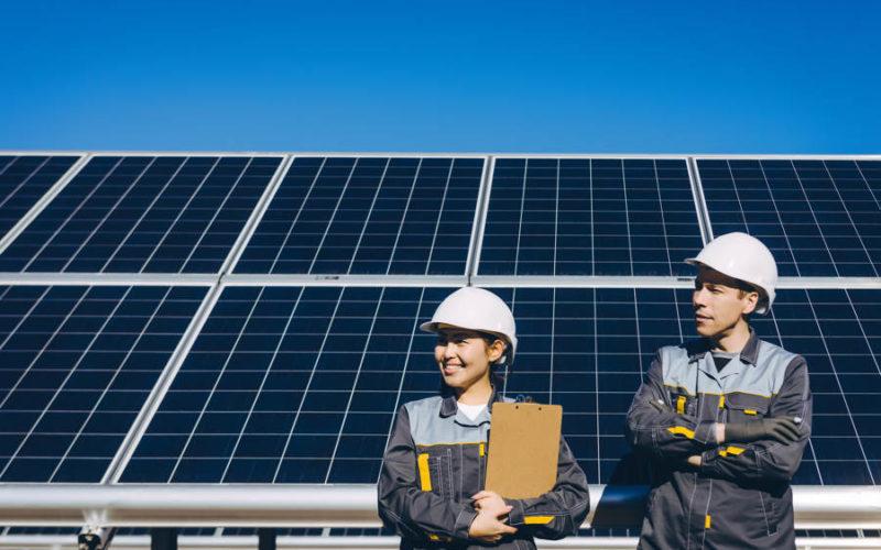 Solenergi med norsk hjelp