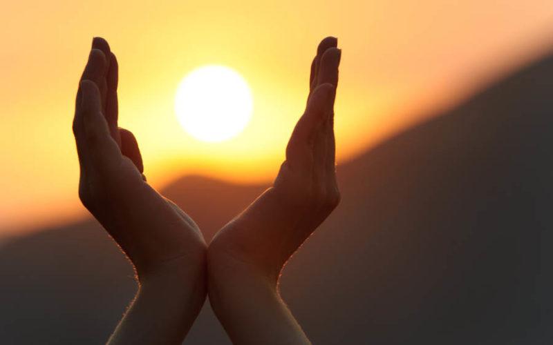 Solen – alle tings mor