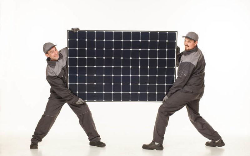 Batterier – elektrokjemisk og kjemisk lagring av solenergi