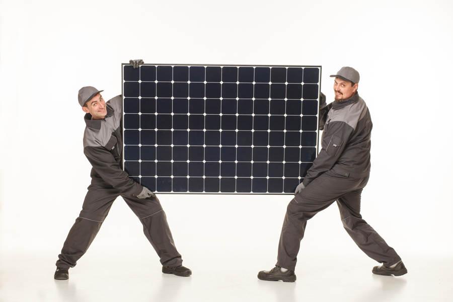 Batterier - elektrokjemisk og kjemisk lagring av solenergi