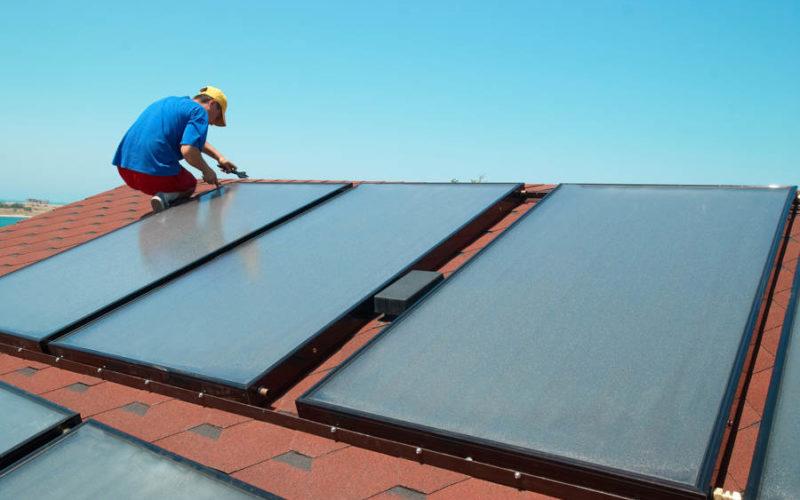 Hvorfor solfangere kan benyttes til husholdninger