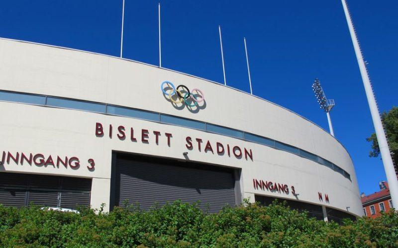 Bislett – først i Norge med lagring av solenergi på brukte bilbatteri