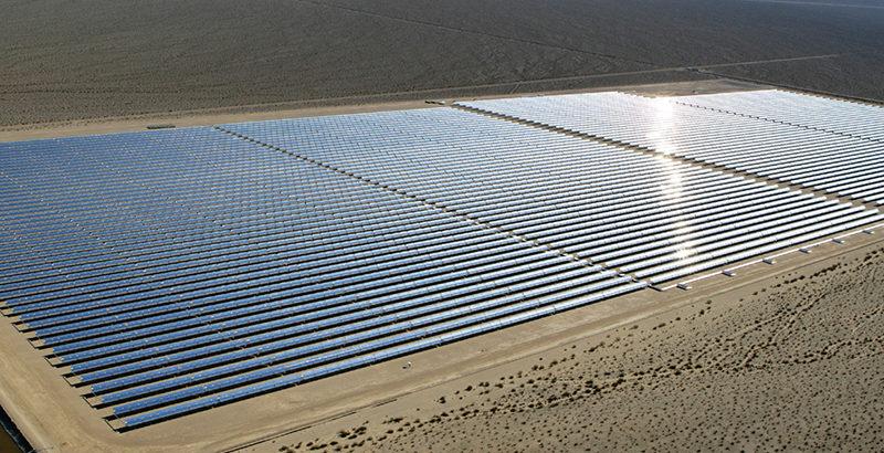 Ny nettside om solcellepaneler lanseres!