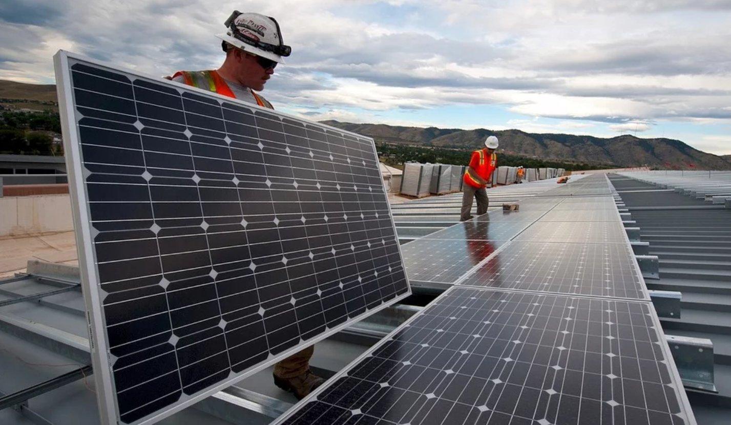 Solenergi i Brasil er miljøvennlig