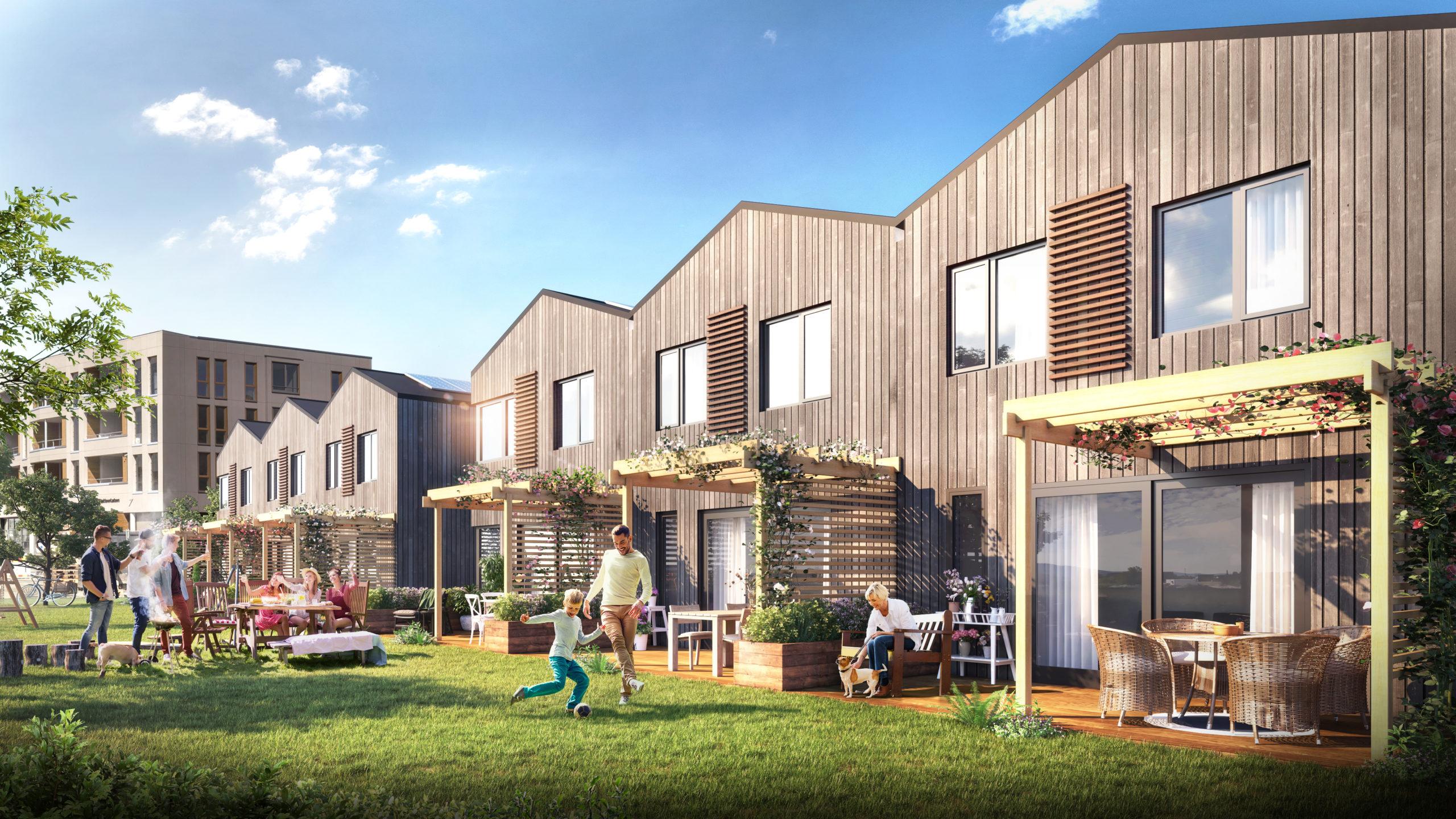 Vil lagre sola på batterier i nytt innovativt boligprosjekt
